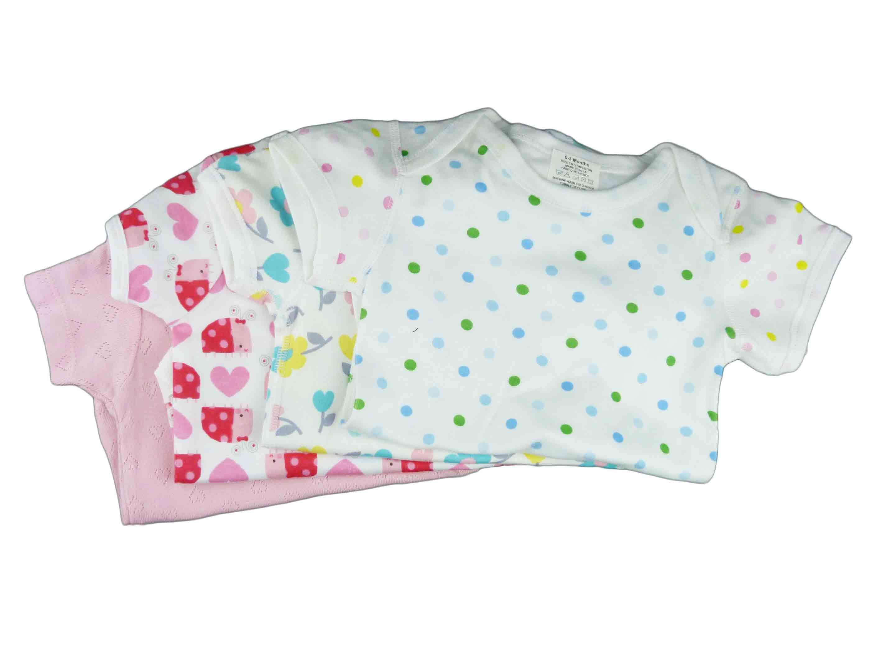 baby body babybody kurzarm baumwolle m dchen junge motiv uni design. Black Bedroom Furniture Sets. Home Design Ideas